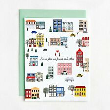 Paper Source card -  I'm so Glad We Found Each Other Love -