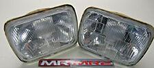 Toyota MR2 MK2 Turbo 2 x Dome Type Front Head Lights Headlights Unit  KOITO XL19