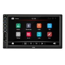 "7"" HD Car MP5 Player 2DIN Touch Screen Stereo USB for Apple XR Interconnection"
