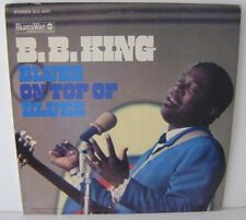 "B.B. King Blues On Top Of Blues LP 12""  Vinyl BluesWay Records BLS-6011"