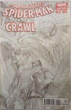 AMAZING SPIDERMAN 1.2 VOL 3 RARE 1:300 ALEX ROSS SKETCH VARIANT NM