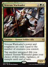 *4x Veteran Warleader x4* Battle for Zendikar MTG DeadGuyGames