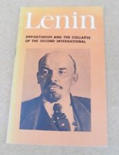 PROGRESS PUBLISHERS Lenin Opportunism and The Collapse of the 2nd International