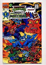 Mighty Mutanimals #1 Teenage Mutant Ninja Turtles  VF 1991 ~ TMNT Comic  Book