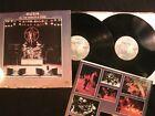 Rush - All The World's A Stage - 1976 Vinyl 12'' Lp.x 2/ VG+/ Prog Hard Rock