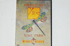 Yes -House of Yes - Live From the House of Blues- DVD