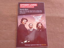 OTHER LIVES - TAMER ANIMALS !!! RARE FRENCH DISPLAY !!!!!!!!!!