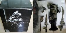 Final Fantasy XII  12 Masterpiece Arts Judge Master Gabranth Statue Figure Used