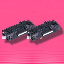2 Non-OEM Alternative TONER for HP CE505A 05A LaserJet P2035 P2035dn