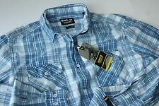 Barbour International Shirt Kelvin Slim Fit LS New sizing UK 5XL - US 2XL XXL