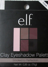ELF Clay 5 Eyeshadow Palette Smoked To Perfection 81924 with Mirror Oil Free