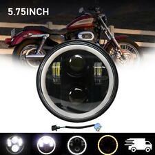 "5.75"" for Honda Shadow Suzuki Cafe Racer Kawasaki Triumph KTM790 Cruisers Bobber"