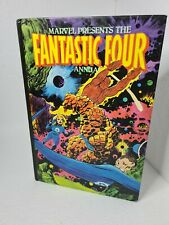 Marvel Presents The Fantastic Four Annual Unclipped 1980