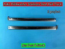 Asko Dishwasher Spare Parts Rail Track Replacement 2 pcs/set (DA24) Used