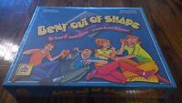 Bent Out Of Shape The Shape of Games to Come! 1996 Complete sealed