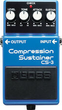 Boss CS-3 Compression Sustainer Guitar Effects Pedal CS3