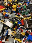 Bulk LEGO Lot! 5 lbs w/ 3 Minifigs. Bricks, Wheels, Windows + more! Ships FREE!