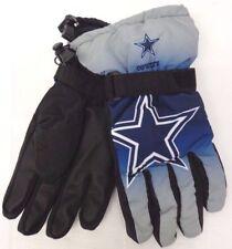 4a4f60fc678 Dallas Cowboys Insulated Gloves - Small/medium Top Quality Gradient Big  Logo NFL