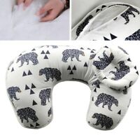 Newborn Baby Nursing Pillows U-Shaped Breastfeeding Maternity Support Pillow