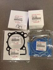 Kawasaki OEM Top End Kit For 2009 KX250F KX 250F Piston Gaskets Rings Pin Clips