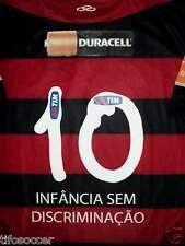 Flamengo Ronaldinho Match Worn Shirt