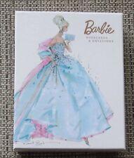 20 BARBIE NOTE CARDS ROBERT BEST GRAPHIQUE DE FRANCE 4 DESIGNS BLUE GOWN