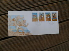 COMMERCIAL AIRMAIL COVER 1991 HONG KONG TO AUSTRALIA 4X  $1 STAMPS