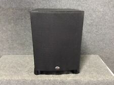 PSB SubSeries 300 Black 12-inch Driver Powered w/ 300 NAD Watts BLACK ASH, Used