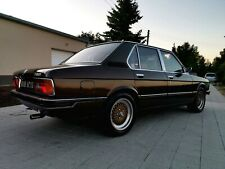 BMW 518I/E12/Unikat/Marrakesh Brown /BBS/Classic/Possible change