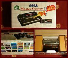 Sega Master System II console ITA nuova - Master System 2 console retrogame PAL