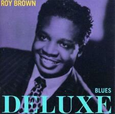 ROY BROWN - BLUES DELUXE (NEW & SEALED) CD R&B Best of Hits