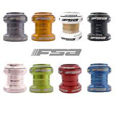 "FSA Orbit MX Threadless Bicycle Bike Headset 1-1/8"" 34mm 8color Red Black White"