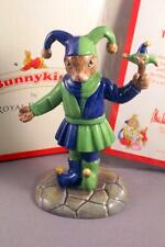 ROYAL DOULTON BUNNYKINS DB517 THE FAIR JESTER VERY RARE LIMITED EDITION