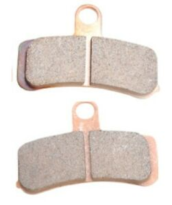 Sintered Metal Brake Pads 44082-08 46363-11 for Harley 08-17 Dyna 08-14 Softail