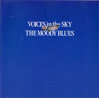 The Moody Blues - Voices In The Sky (Best of) (1991)  CD  NEW/SEALED  SPEEDYPOST