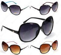 New DG Retro Vintage Large Oversized Womens Designer Sunglasses FASHION SHADES