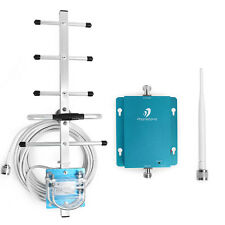 3G 4G 850MHz GSM Repeater Cell Phone Signal Booster + Yagi Antenna Kit US STOCK