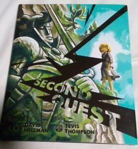 Second Quest Hardcover – 2015 kickstarter edition
