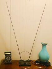 Vintage Gemini VHF UHF  KM200 TV Extendable Antenna
