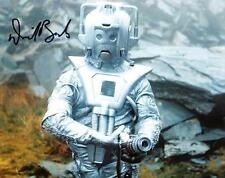 DAVID BANKS as The Cyber Leader - Doctor Who GENUINE AUTOGRAPH UACC (R6545)