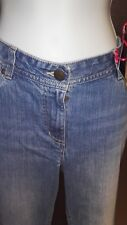 BNWT Ladies Bootcut Jeans Size 14R Approx 32in Leg.