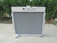 3 ROW ALUMINUM RADIATOR FOR 1963-1969 DODGE DART/CHARGER/CORNET/FURY PLYMOUTH V8
