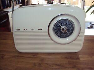 Bush Retro Radio Model TR82B