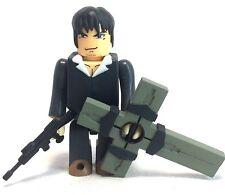 """Medicom Kubrick 1998 Anime Trigun Nicholas D. Wolfwood 2.5"""" Miniature Figure"""