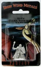 Ral Partha 03-074 Cleric with Mace (Fantasy Player Characters) Warrior-Priest