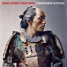 Resistance Is Futile - Manic Street Preachers (Album) [CD]