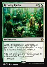 1x Growing Ranks NM-Mint, English Guilds of Ravnica Guild Kit MTG Magic