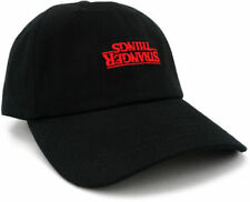 Loungefly Netflix Stranger Things Baseball Hat Cap Upside Down Logo Adjustable