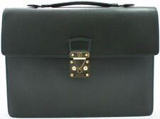 Louis Vuitton kourad taiga VALIGETTA PORTAFOGLIO Business Briefcase Borsa Bag