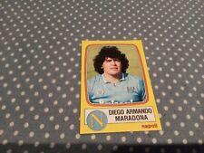 Figurina Calciatori Panini 1985 86 n 176 Maradona  Napoli nuovissima con velina
